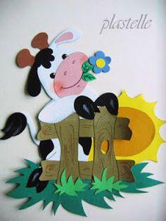 galeria plastelle: marzec 2012 Foam Crafts, Preschool Crafts, Crafts To Make, Crafts For Kids, Arts And Crafts, Paper Crafts, Art Syllabus, Decorate Notebook, Paper Artwork