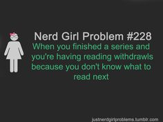 I did that, then read the books again.
