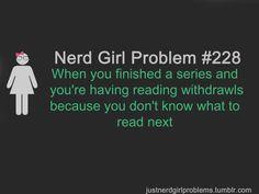 Ha this is so me.