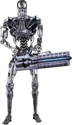 Hot Toys Endoskeleton Sixth Scale Figure