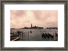 Marina Usmanskaya Framed Print featuring the photograph Other Venice 2 by Marina Usmanskaya         MarinaUsmanskayaFineArtPhotography , Art For Home,Art Prints, venice,Italy,Home Design