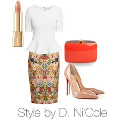 Untitled #985, created by stylebydnicole on Polyvore