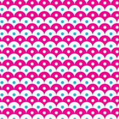 Illustrated Circles Vector Background