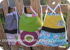 mi rincón de mariposas: Cose con nosotras una mochila