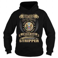 STRIPPER - JOB TITLE SPECIAL T-SHIRTS, HOODIES, SWEATSHIRT (39.99$ ==► Shopping Now)