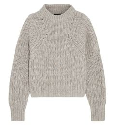 isabel-marant shopping mailles pull automne hiver