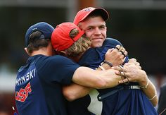 US Men's Archery Olympic Team takes Silver. I love these guys <3