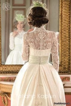 Свадебные платья от Татьяны Каплун - 2016