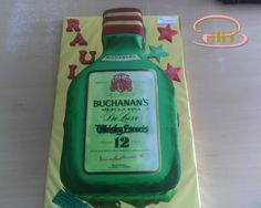 Botella Buchanans