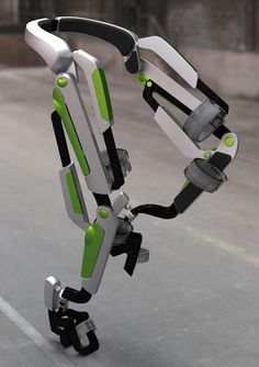 Robotic Running Suits : 7-Miles Orthosis