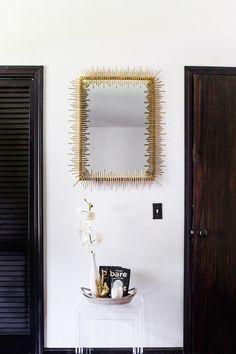 Entryway mirror!