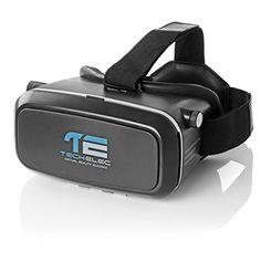 Save 30% (NO CODE) on #TechElec #Universal #3D #VR #Virtual #Brille für 3,5 bis 6,0 #Zoll #Smartphones