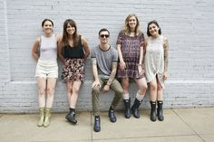 Urban Outfitters - Blog - US@UO: Slingshot Festival with Hunter