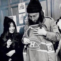 John Lennon Beatles, The Beatles, Yoko Ono, Che Guevara, Captain Hat, Couples, Beauty, October, Entertainment
