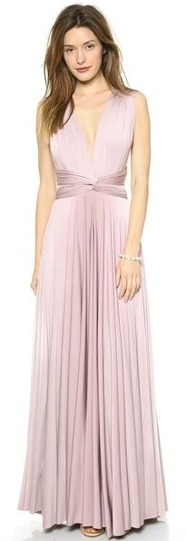 Twobirds Convertible Maxi Dress, mother of the bride dress http://www.shopstyle.com/action/loadRetailerProductPage?id=453782190&pid=uid7609-25959603-56
