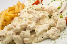 25 perces fokhagymás-tejszínes csirkemell | femina.hu