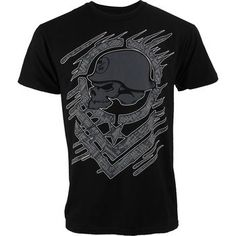 Metal Mulisha Rainfall Premium Shirt,Black