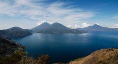 Travel tips - Our list of things to do in Lake Atitlan, Guatemala. This lake is called Eden on Earth and for good reason. Go visit this gorgeous location...