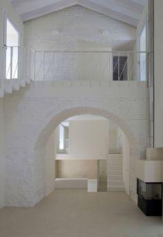 Paredes Pedrosa Arquitectos, Luis Asin · Two houses in Oropesa · Divisare