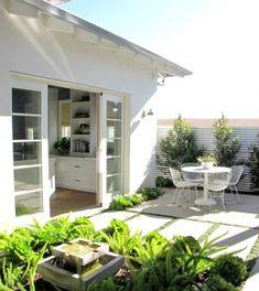 patio and doors