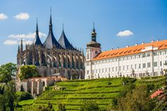 Descoperind clădirile medievale din Kutná Hora