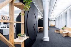 Quartz office, Manhattan, by Desai Chia Architecture
