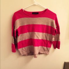 Wool cropped sweater It is said L. Like S The Limited Sweaters