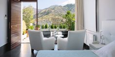 La Almunia del Valle is a boutique hotel near Granada. It's run by the owners. Dinner is absolutely fantastic! Outdoor Sofa, Outdoor Furniture Sets, Outdoor Decor, Granada Spain, Holiday Destinations, Hotel Reviews, Exterior Design, Life Is Good, Explore