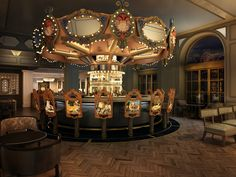 Carousel Bar & Lounge - Hotel Monteleone