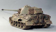 Pz.Kpfw. VI, Sd.Kfz. 182, Tiger II