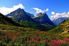 Glacier National Park -Montana