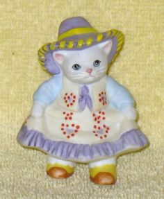 KITTY CUCUMBER 1995 SWEET PARTNER.  NEW IN BOX