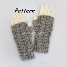 Instant Download to PDF Crochet PATTERN: Modified by R0SEDEW