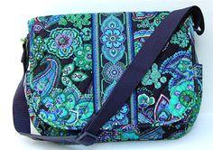 Vera Bradley messenger purse bag