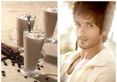Shahid Kapoor | association Shahid Kapoor, Glass Of Milk, Bollywood, Drinks, Food, Drinking, Beverages, Essen, Drink