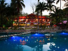 EstiloDF » ¡Este hotel en medio de la selva te conquistará!
