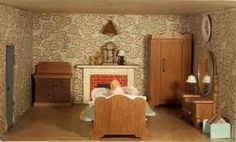 triang dolls house furniture - Google Search
