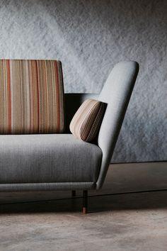 coupe' sofa | couch . sofa . canapé | design: piero lissoni ... - Chaiselongue Design Moon Lina Moebel