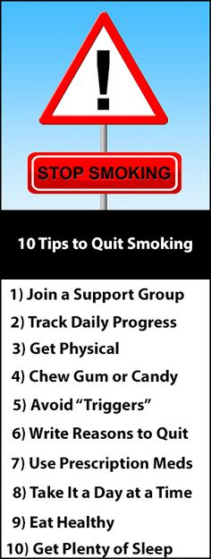 Deciding to quit smoking cigarettes is the first step in the process. It can be done, the number of former U.S. smokers has exceeded the number of current smokers. That means three are more adults in the U.S. who have quit than who currently smoke. It really comes down to how badly you want it. Every day a smoker makes a conscious decision to start smoking again. Taking it a day at a time, makes it more manageable.