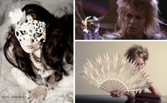 Labyrinth Masquerade Ball ✈ Wedding Theme
