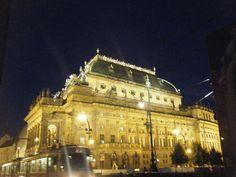 Teatro Nacional, Praga