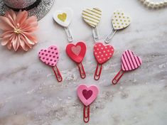 Anyone looking for Valentine Paper Clips ? Paper Clip, Etsy, Instagram, Products, Gadget