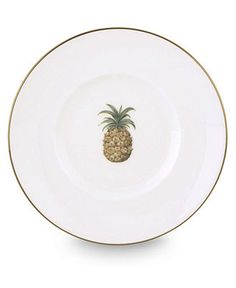 Lenox British Colonial Dessert Plate - LOVE IT!