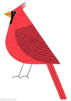 Cardinal | by Ryo Takemasa