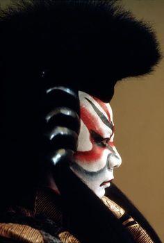 Kabuki traditional Japanese theatre