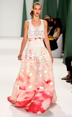 Carolina Herrera from Best Looks From New York Fashion Week Spring 2015