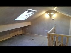 Velux Loft Conversion by Another Level - YouTube