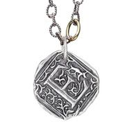 I just love the Waxing Poetic charms.  You can put it on almost any chain by itself or with other charms.