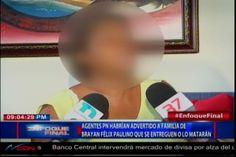 Agentes Del Orden Habrían Advertido A Familiares De Brayan Paulino Que Se Entregue O Lo Matarán