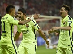 Neymar explains 'MSN' relationship #Barcelona #Football